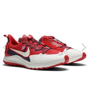 Nike NEW Gyakusou Pegasus Red Running Shoes Sz 9